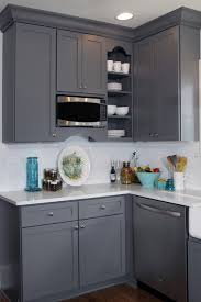 Kitchen Fun With Storm Gray Transitional Kitchen Milwaukee - Kitchen cabinets milwaukee