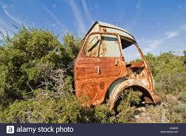 rusty car photography rusty old car vegetation stock photos u0026 rusty old car vegetation