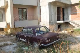 peugeot saloon cars file abandoned peugeot 304 saloon 1969 79 10312632203 jpg
