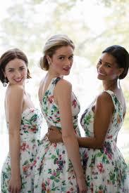 print bridesmaid dresses 26 best summer bridesmaid dresses 2015 16
