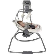 Newborn Swing Chair Graco Duetsoothe Baby Swing And Rocker Solar Walmart Com