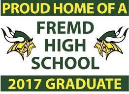 graduation signs 2017 graduation yard signs fremd viking booster club