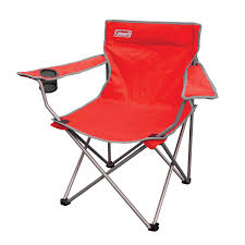 Collapsible Camping Chair Coleman Go Quad Arm Chair Foldable Portable Outdoor Lightweight