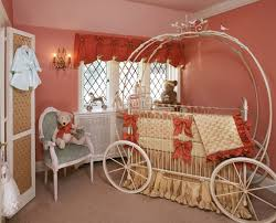 adorable baby carriage crib solid cedar frame white finish