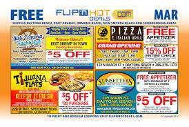 Mama Buffet Coupon 15 Off by Flip U0027nhot Deals Coupon Book May 2016 Daytona Beach Area By Flip
