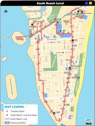 Miami Orlando Map by Miami South Beach Map