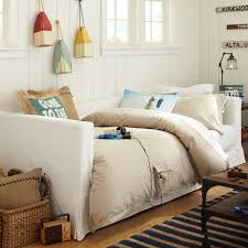Pottery Barn Upholstered Bed Jamie Daybed 86