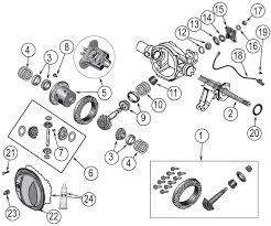 1998 jeep grand rear end jeep grand wk 44 rear axle parts 05 10 quadratec