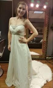 mon cheri wedding dresses mon cheri 18255 481 size 12 new un altered wedding dresses