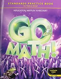 go math student practice book grade 4 houghton mifflin harcourt