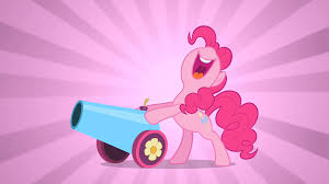 My Little Pony Meme Generator - image pinkie pie ready to fire her party cannon s2e9 png my