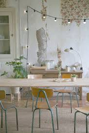 Lighting For Dining Room Ideas 50 Cool And Creative Shabby Chic Dining Rooms