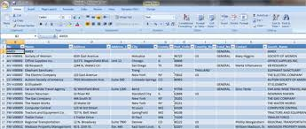 Vendor Management Excel Template Web Services Serenic Software