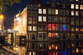 red light center download red light district at night amsterdam city center the netherlands