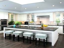 free standing kitchen islands with seating for 4 kitchen island with seating best kitchen island seating ideas on