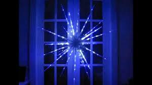 Christmas Lighted Balls Outdoor by Christmas Light Amazing Firework Effect Led Light Blast Star Ball
