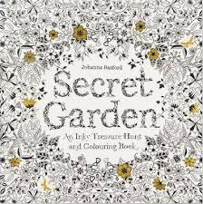 secret garden colouring book postcards secret garden johanna basford 9781780671062