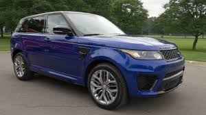 range rover svr black range rover svautobiography dynamic a long way of saying svr plus