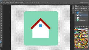 Home Design Gold App Tutorial by How To Create A Flat Navigation Icon Set In Adobe Photoshop