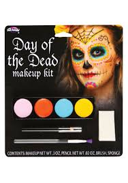 halloween makeup kits sugar skull u0026 day of the dead costumes halloweencostumes com