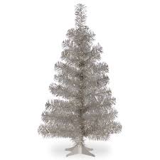 3 artificial christmas trees christmas lights decoration