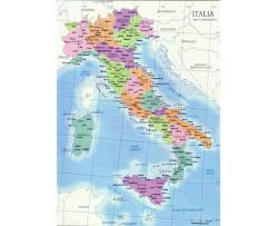Italy Region Map by Map Of Italy With Regions And Major Cities Deboomfotografie