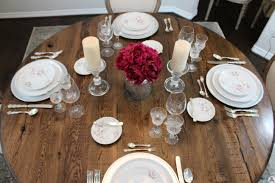 Formal Table Setting Setting The Table House Of Strasner
