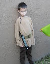 halloween jedi costume spottybanana how to make a star wars jedi costume