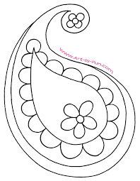 how to draw paisley a fun easy step by step drawing lesson u2014 art