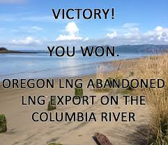 Victory Meme - victory oregon lng withdraws columbia riverkeeper victory