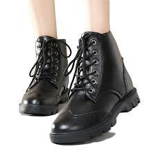 Warm Comfortable Boots Wadnaso Women Plush Cotton Keep Warm Comfortable Fashion Martin