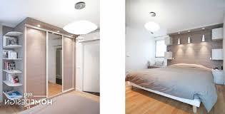 chambre parentale grise beau idee deco chambre parentale collection avec idee deco chambre a