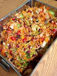 best 25 salads for a crowd ideas on bbq salads