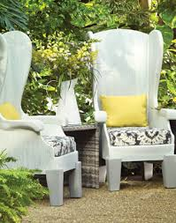 wing back chairs woodworking plans and information at