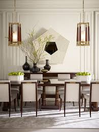 Baker Dining Room Table And Chairs A Stunning Dining Room From Pheasant Baker Furniture
