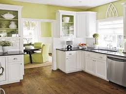 wall color ideas for kitchen green kitchen colour schemes home design ideas fxmoz