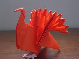 katakoto origami turkey