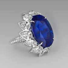 saphire rings ceylon blue sapphire engagement ring david morris the