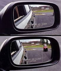 Blind Spot Side Mirror Ford U0027s Blind Spot Mirror Autosavant Autosavant