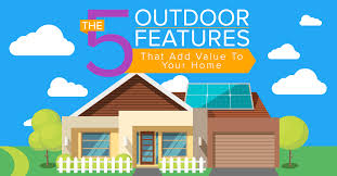 home features the 5 outdoor features that add value to your home quote com