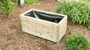 timber planters earnshaws fencing centres