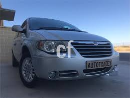used chrysler grand voyager cars spain from 5 000 eur to 6 000 eur