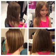 shoulder length bob haircuts for kids photos long bob haircut for kids black hairstle picture