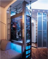 Aquarium Room Divider Aquariums As Stylish Room Dividers