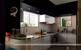 Kitchen Design 3d Modular Kitchen Interiors 3d Interior Designs 3d Power