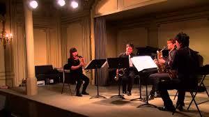 concours musique de chambre quatuor de saxophones infinites 1er prix musique de chambre concours