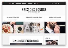 design magazine site 43 best fashion blog magazine wordpress themes 2018 colorlib