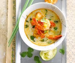 cuisine asiatique recette cuisine asiatique soupe de crevettes