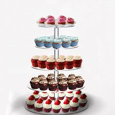 cup cake holder 5 tier acrylic cupcake holder dessert tower stand birthday