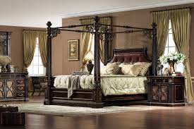 ornate bedroom furniture traditional carved bedroom furnishings the le palais formal canopy bedroom collection bedroom